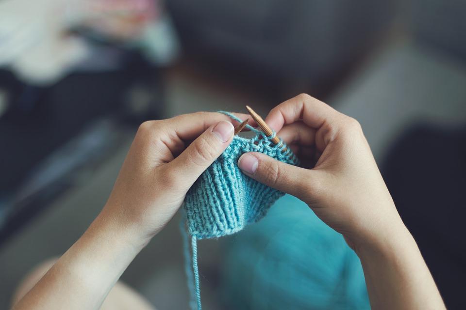 háčkování bavlny
