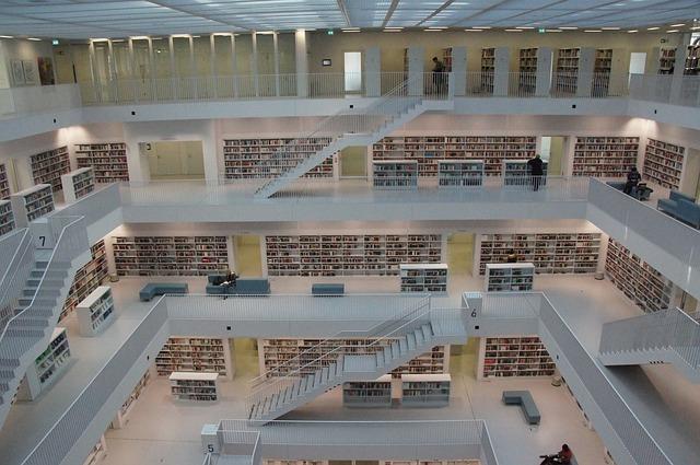 stuttgartská knihovna