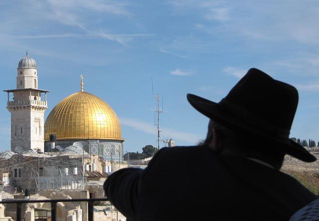 žid v jeruzalémě