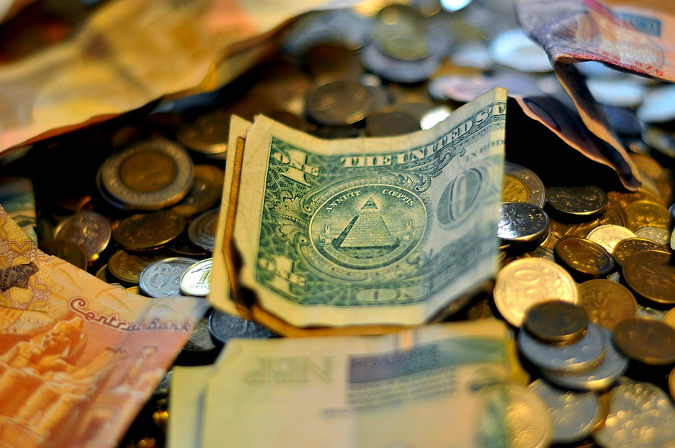 mix peněz