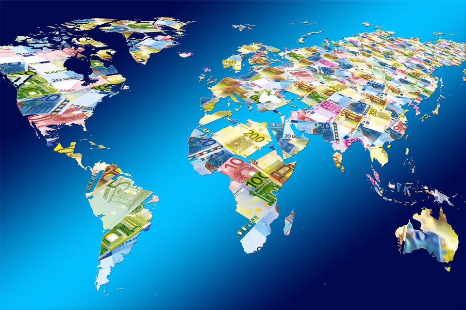 peníze a svět